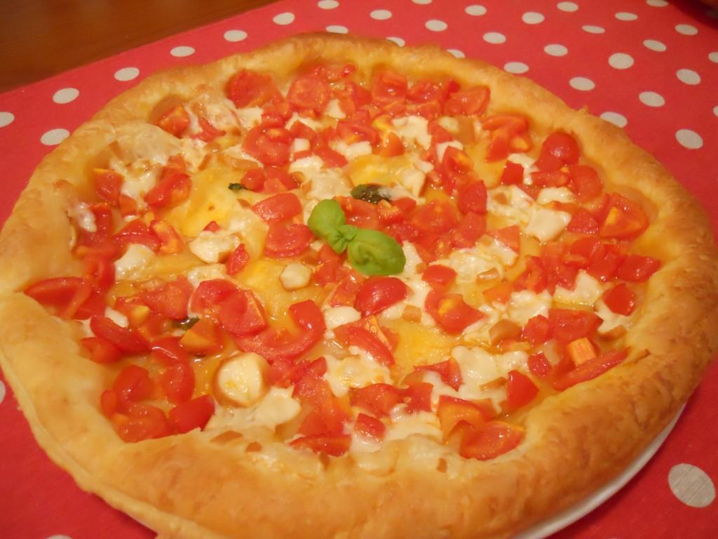 pizza sfoglia saporita