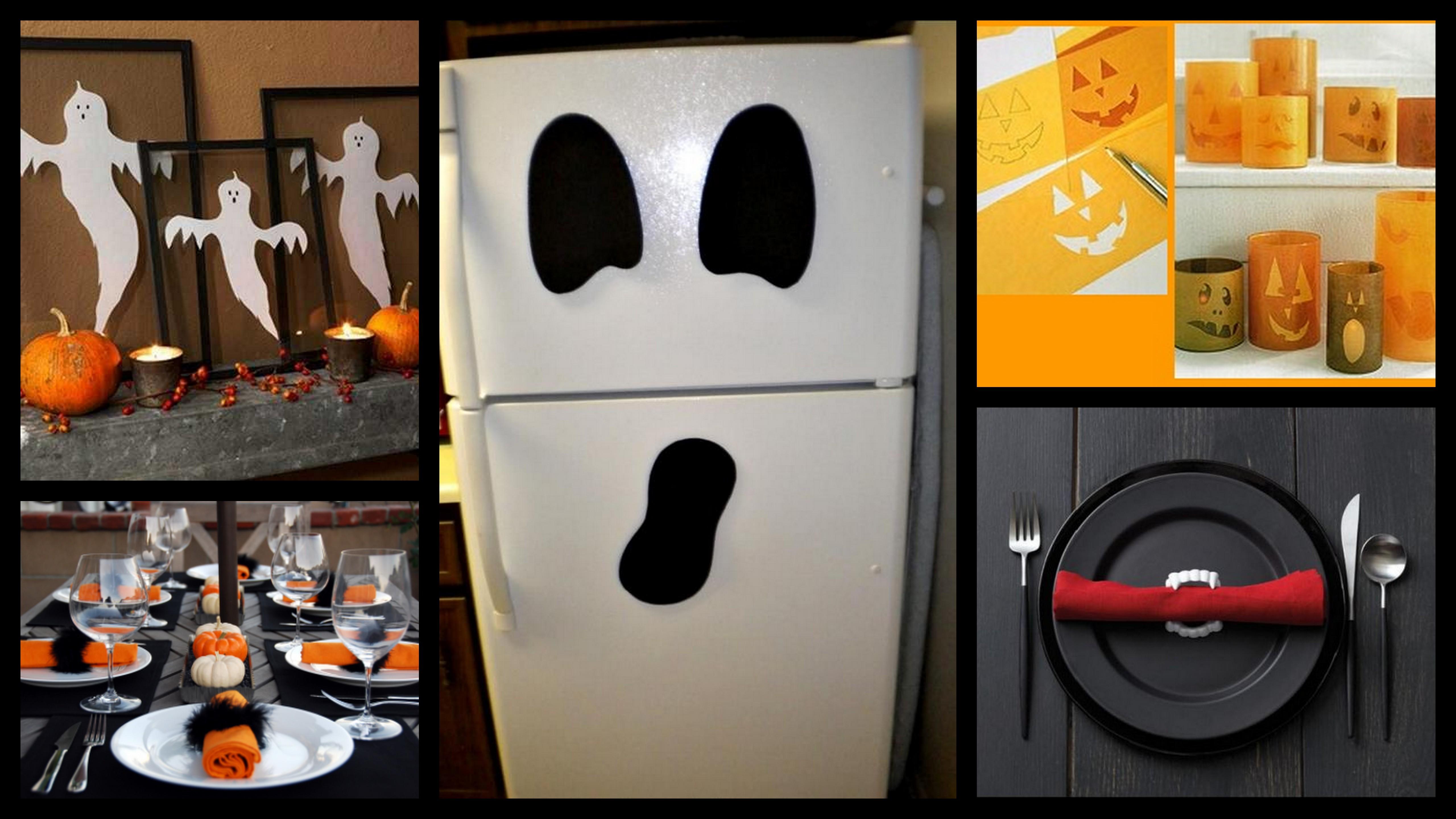 Idee facili ed economiche per festeggiare Halloween con i nostri ...