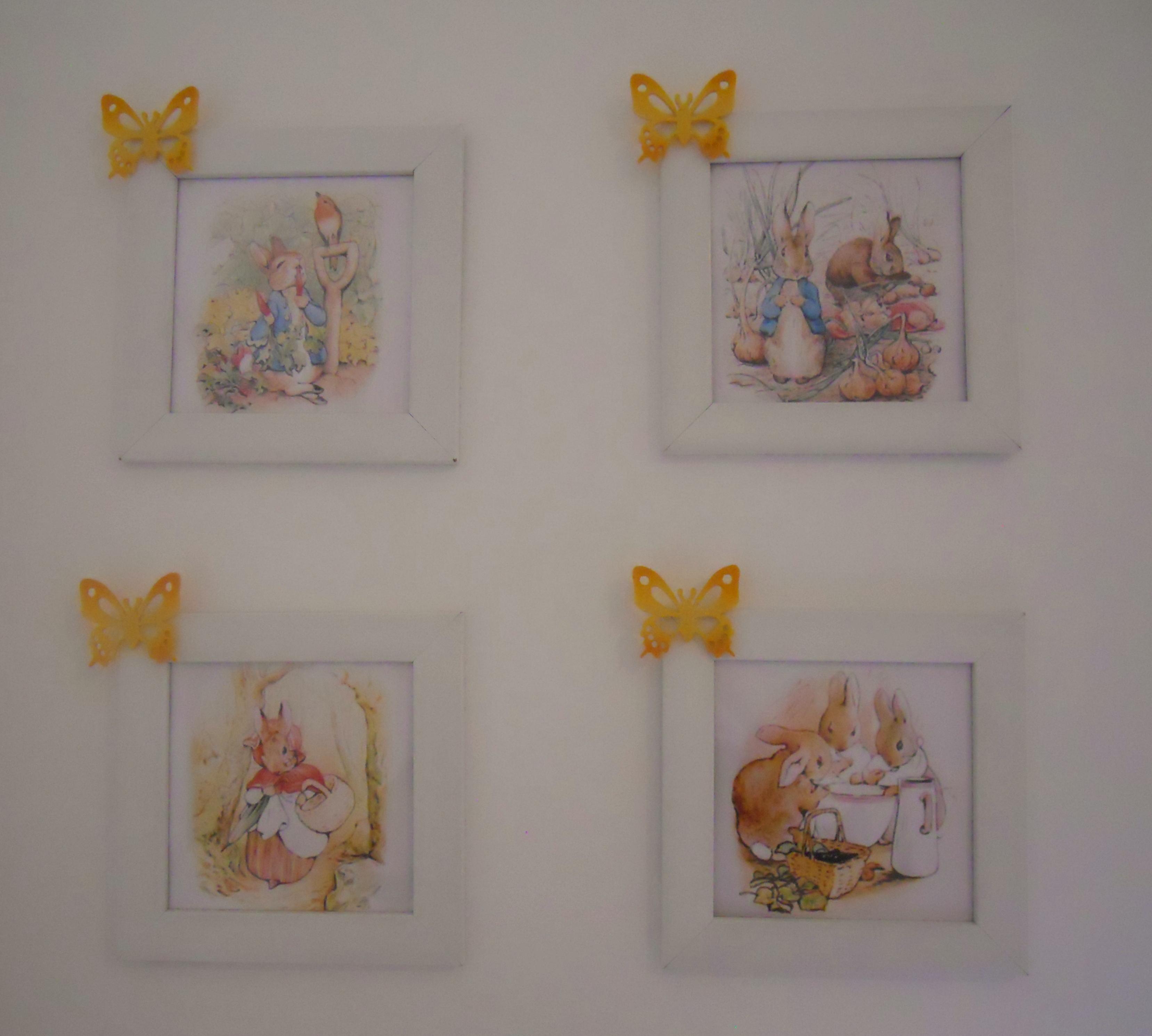 Riciclo creativo  lampadario farfalle fai da te -> Lampadario Farfalle Fai Da Te